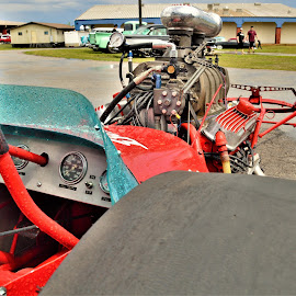 Good times by Benito Flores Jr - Transportation Automobiles ( dragster, engine, austin, rail, travis expo, texas, car show, drag racing, lone star round up )