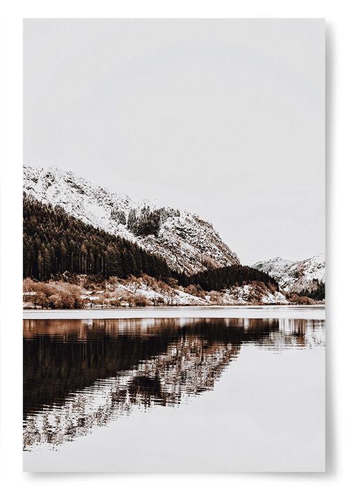 Poster Vintersjö