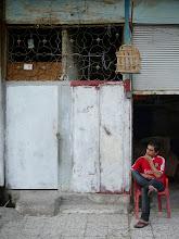 Photo: In front the house, Hawlêr (Erbil), South Kurdistan (Iraq), 2011