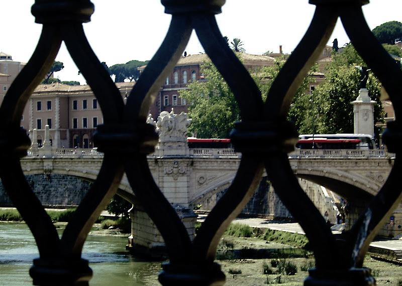 Roma In Gabbia di cesare carusio