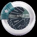 Silent darkness Emoji icon