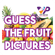 Guess The Fruit