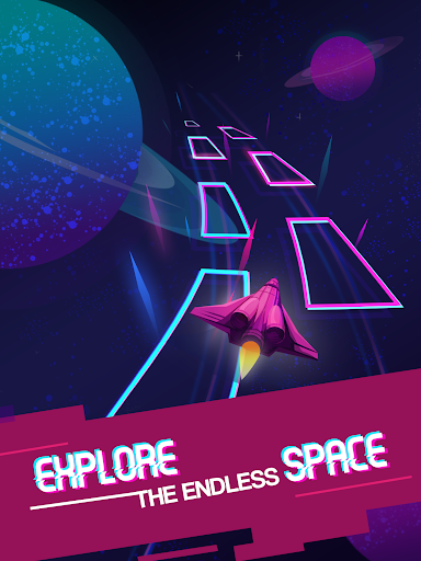 Dancing Planet: Space Rhythm Music Game apktram screenshots 13