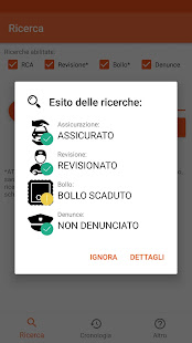 App Scanner Veicoli APK for Windows Phone