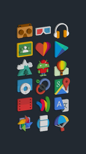 Tigad Pro Icon Pack  screenshots 11
