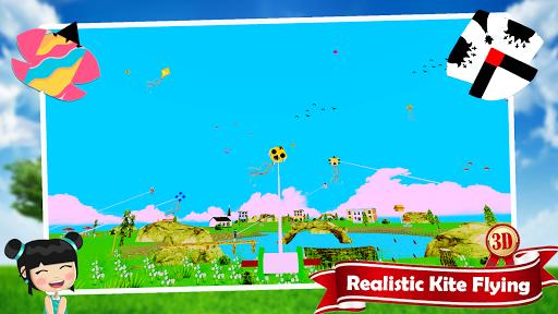 Basant The Kite Fight 3D : Kite Flying Games 2020 1.0.1 screenshots 4