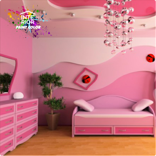 Nápad interiéru barvy nápad - náhled