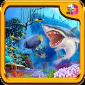 Monster White Shark Revenge 3D icon