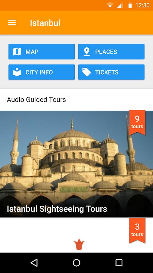 Istanbul- screenshot