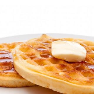 Maple Waffles.