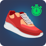 Step Counter - Pedometer & Calorie Counter Icon