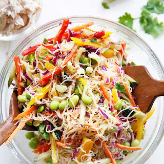 Cold Asian Noodle Salad Recipe