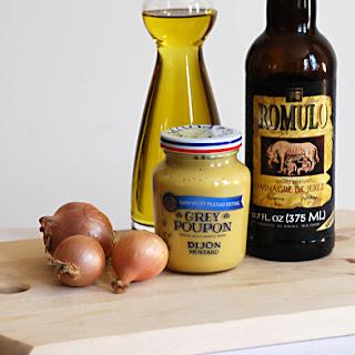 Spanish Sherry Vinaigrette Recipes