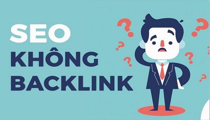 vấn đáp thắc mắc seo không cần link liên kết