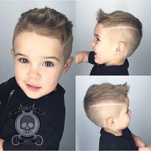 Baby Boy Haircuts Screenshot Thumbnail