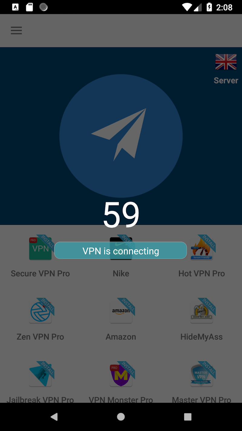 Easy VPN Pro APK Cracked Free Download | Cracked Android