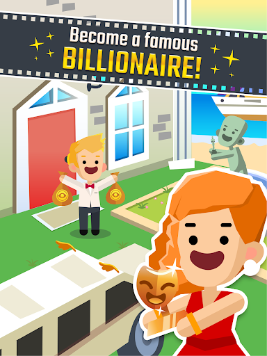 Hollywood Billionaire - Rich Movie Star Clicker filehippodl screenshot 7