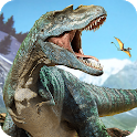 Dinosaur Hunting Challenge 3D: Jurassic world game icon