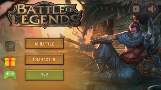 Battle of Legends 1.4.0 DreamHackers 1