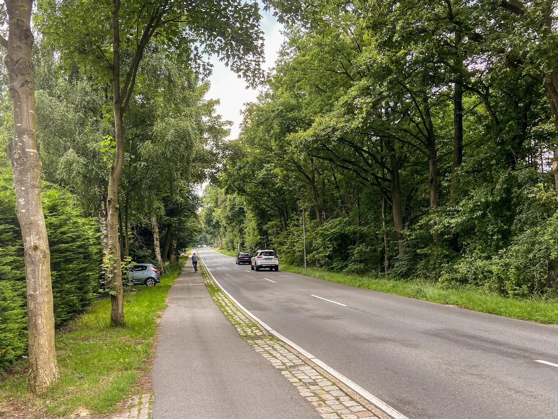 Radweg Am Knorren in OHZ