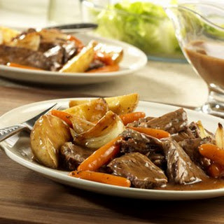Roast Beef Pot Roast Slow Cooker Recipes