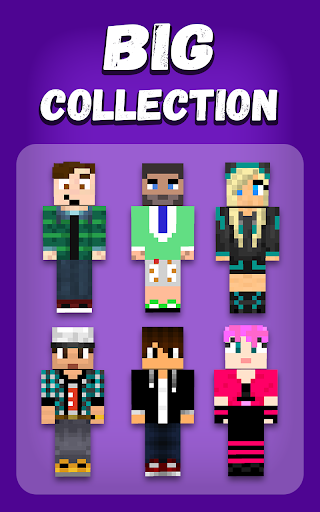 Download Skins Youtubers For MCPE Google Play Softwares - Skins para minecraft pe youtuber