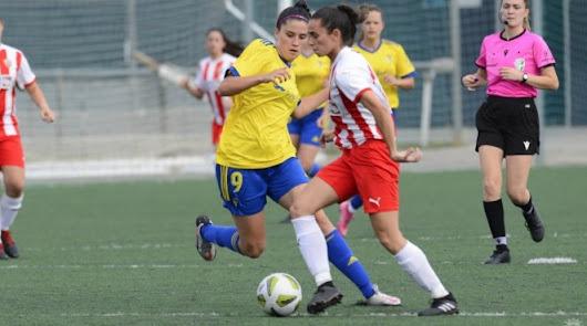 Sarita y Marta Paz, primeras incorporaciones del Almería Femenino