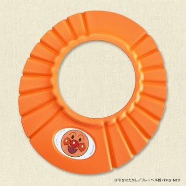 日本製麵包超人沐浴帽