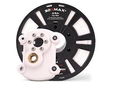 3DXTech 3DXMAX White ASA Filament - 1.75mm (1kg)