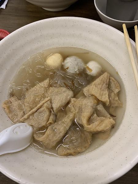 清淡但不會無味!冬天來吃最爽了!再加上柴魚片會更好吃~