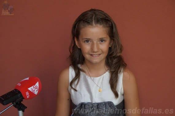 Entrevistas a Candidatas infantiles a Cortes de Honor. Quart de Poblet - Xirivella. #Elecció19