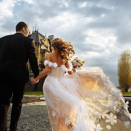 Wedding photographer Nadya Yamakaeva (NdYm). Photo of 18.05.2017