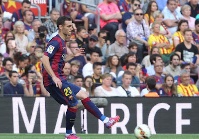 Avec Vermaelen, Barcelone domine les Los Angeles Galaxy