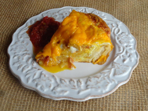 Quick & Easy Breakfast Pie Recipe
