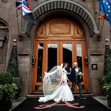 Wedding photographer Dmitriy Lebedev (Lebedev). Photo of 08.08.2018