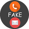 Fake SMS and Calls icon