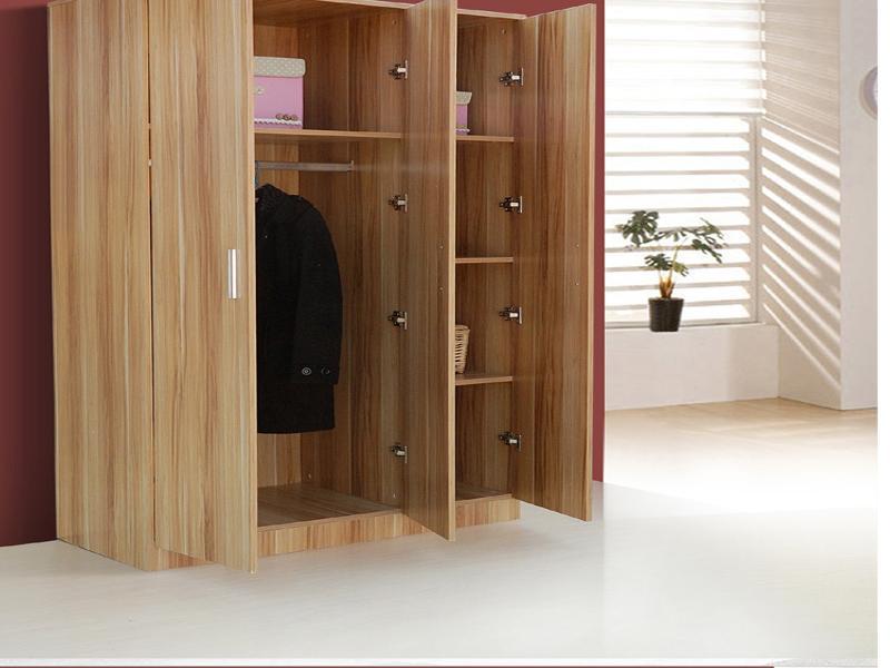 Giá tủ quần áo gỗ 3 cánh