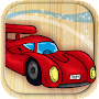 Сolor trucks, cars and autos APK icon