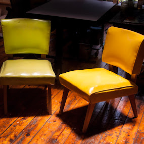 Chair Conversations  by Bob Stafford - Artistic Objects Furniture