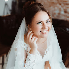 Wedding photographer Yuliya Ryzhaya (UliZar). Photo of 10.10.2017