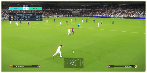 Vedeeplays For PES 18 for PC