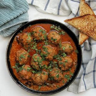 Kofta Curry in Coconut Milk
