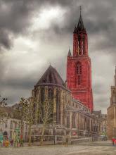 Photo: Saint Johns Church (Vrijthof, Maastricht)