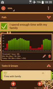 Advanced To-Do List for Goal Achievers - Goalist- screenshot thumbnail