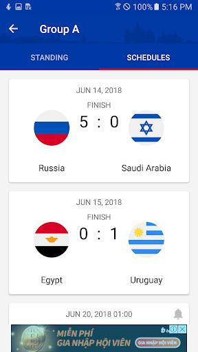 Football World Cup 2018 Russia 1.03 screenshots 8