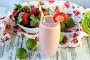 Strawberry Key Lime Smoothie Recipe