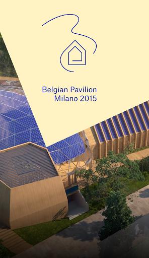 Pavillon belge Expo Milano '15