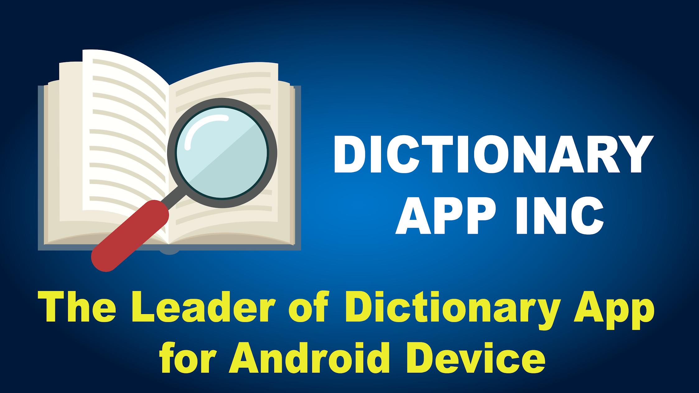 Dictionary-inc-app