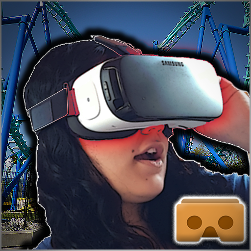 VR - Skyscraper Roller Coaster
