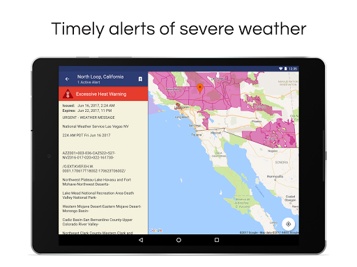 NOAA Weather Radar Live & Alerts 1.20 screenshots 11